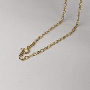 layered chain (40cm)