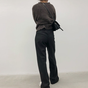 wool pants (2color)
