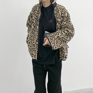 teddy jumper (leopard)