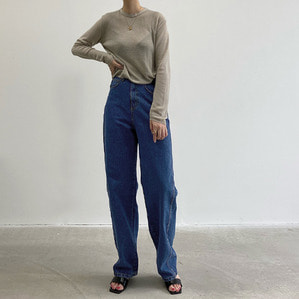 round knit (2color)