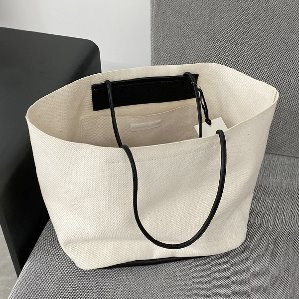 shopper bag (canvas)