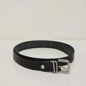 square buckle belt (cow leather)
